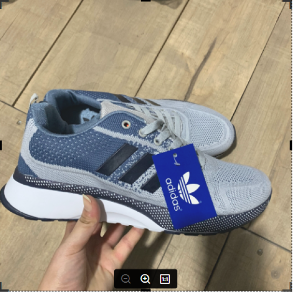 Giày thể thao sneaker ADIDASS