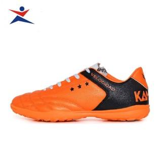 Giày đá banh, giày sân cỏ nhân tạo Kamito Velocidad 3 mẫu mới, bảo hành 12 tháng, màu cam đủ size thumbnail