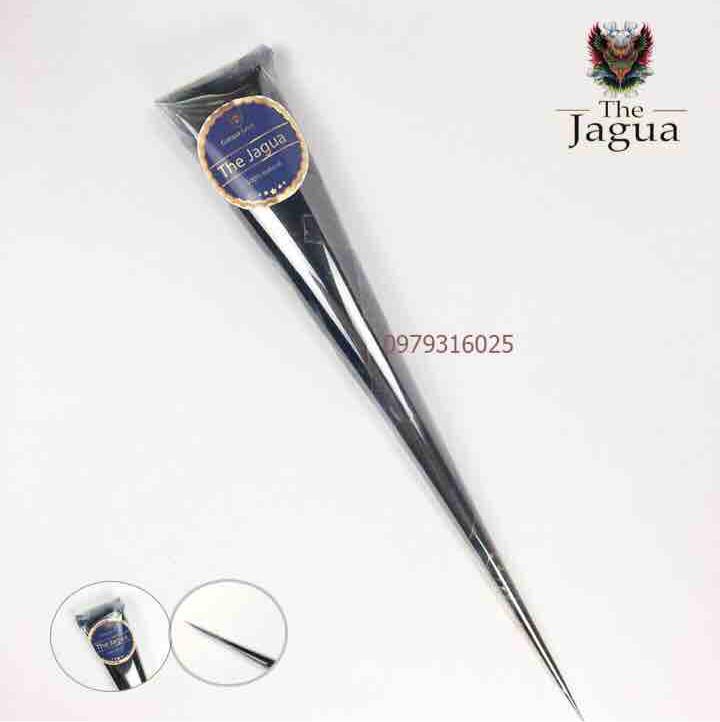 Mực xăm giả 1 tháng The Jagua tặng khuôn vẽ đi kèm có thể dùng được cho cả xăm Henna hoặc Inkbox cao cấp