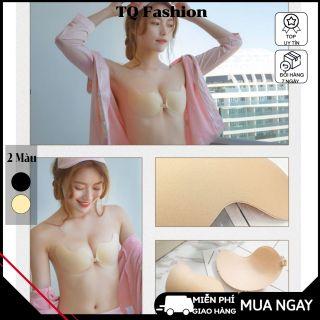 Áo dán hột xoài TQ FASHION giúp nàng sexy quyến rũ bởi những bộ đầm trể vai khoe lưng trần - Bra Dán Quả Xoài Siêu Dính, Áo Dán Nâng Ngực thumbnail