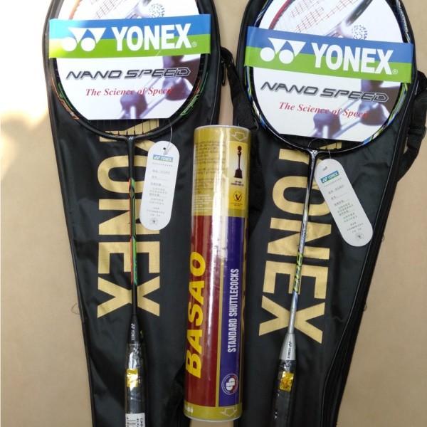 Combo hai cây vợt cầu lông căng cước sẵn + hộp cầu lông ba sao 10 quả hàng cam kết đúng mô tả đa dạng mẫu mã sản phẩm màu sắc kích cỡ chất lượng đảm bảo