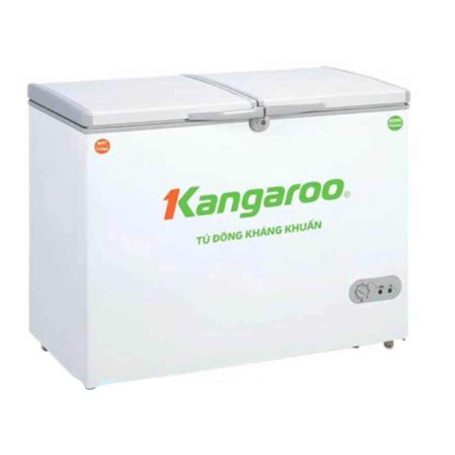 Tủ đông kháng khuẩn Kangaroo 296L 2 ngăn, 2 cánh KG296C2