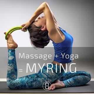 Vòng RING YOGA Nature Yoga Mat nhựa ABS cao cấp thumbnail