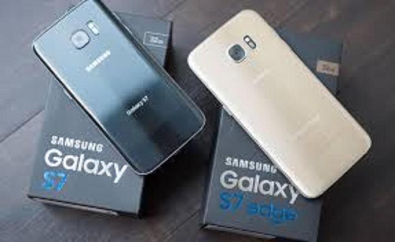 samsung galaxy s7 edge giá sốc Bản 2 sim  - fullbox
