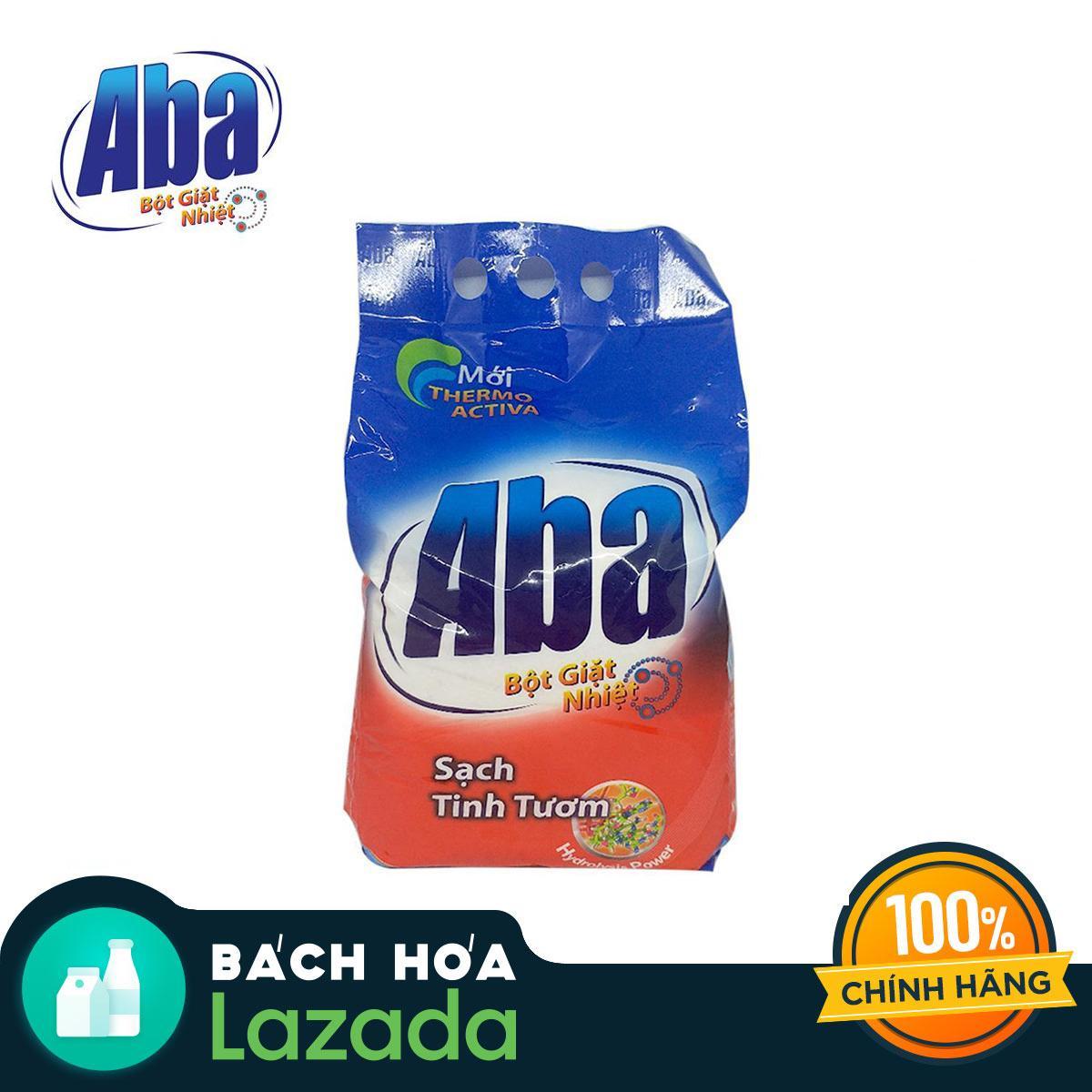 Bột Giặt Nhiệt ABA - Sạch Tinh Tươm 3KG Với Giá Sốc