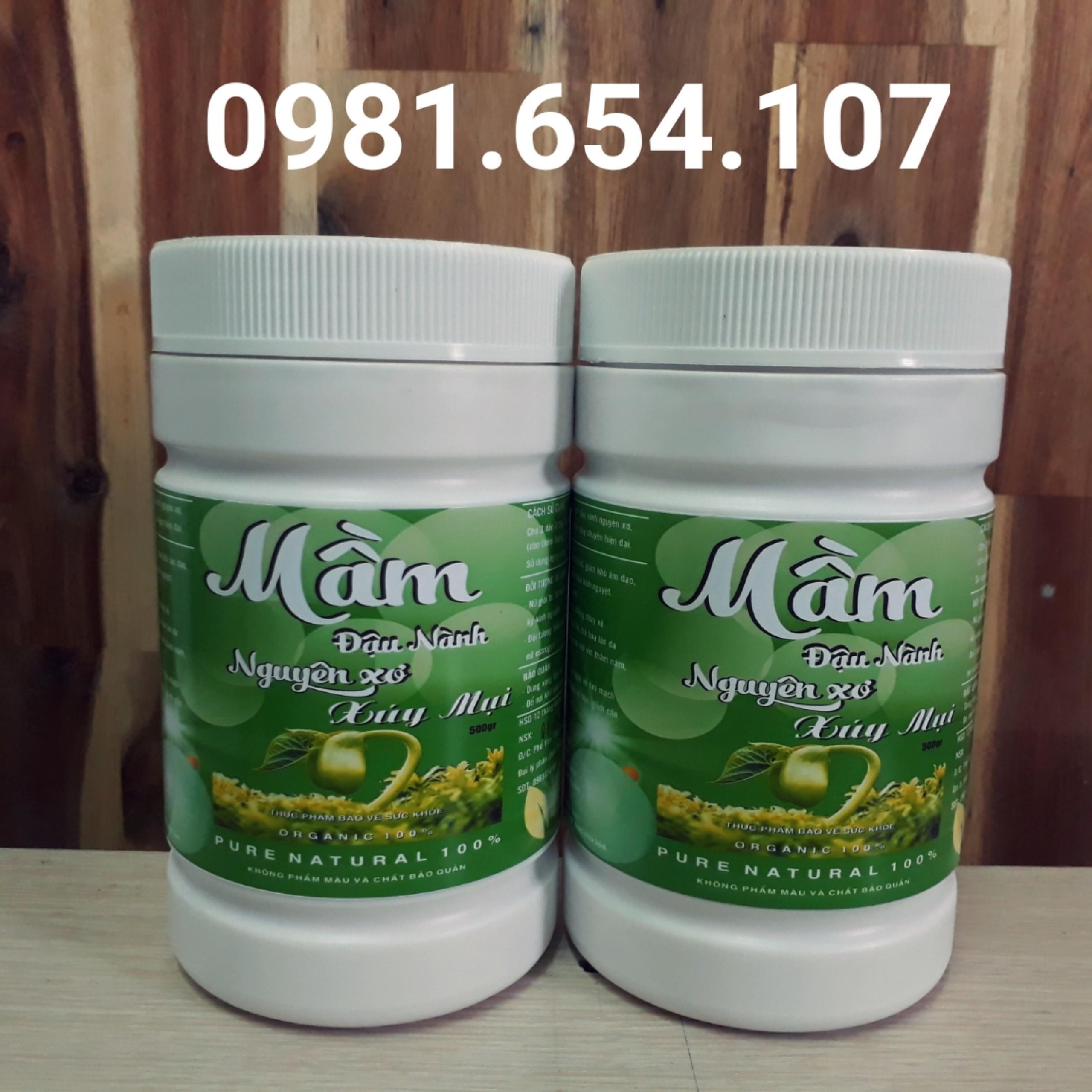 1 kg Bột mầm đậu nành nguyên sơ hỗ trợ tăng size vòng 1 (mầm đậu nành nguyên xơ) - Giá buôn sỉ
