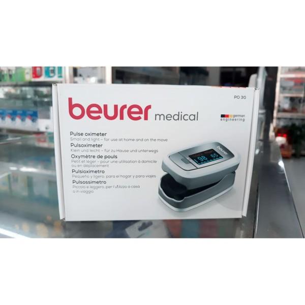 Máy đo nồng độ oxy trong máu và nhịp tim beurer PO30 bán chạy
