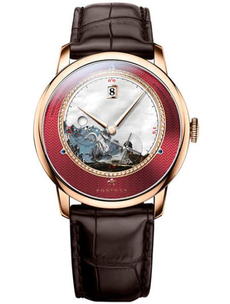 Đồng hồ nam chính hãng Poniger P7.23-2