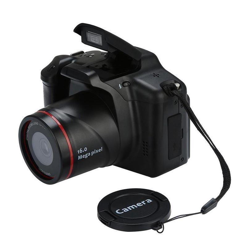 Lazada Khuyến Mãi Khi Mua Kỹ Thuật Số Cầm Tay Máy Ảnh Máy Quay Video Full HD Zoom Cảm Camera 16 Megapixel Biến CMOS 16X G0U7