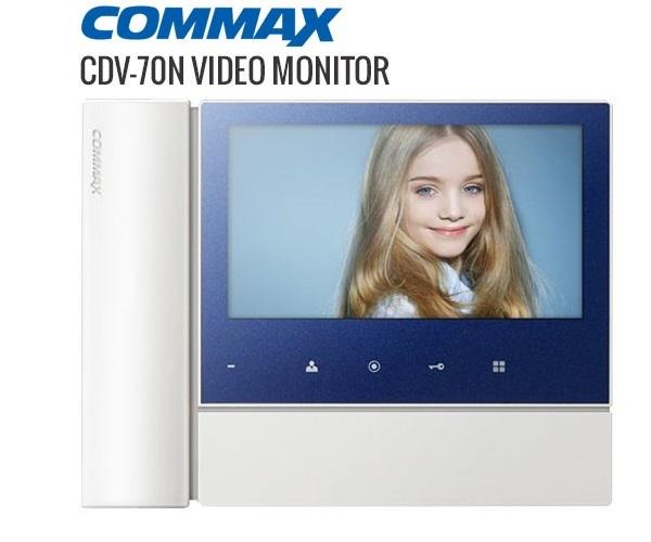 Màn hình màu chuông cửa COMMAX CDV-70N