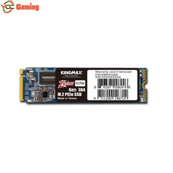 Bảng giá Ổ cứng SSD Kingmax Zeus PX3480 256GB M.2 2280 PCIe NVMe Gen 3×4 Phong Vũ
