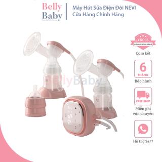 Máy Hút Sữa Điện Đôi NEVI PPSU Bottle 180ml XB8775 Máy Hút Sữa Điện Đôi, Máy Hút Sữa Massage, Máy Hút Sữa Cho Mẹ, Máy Hút Sữa Không Đau, Máy Hút Sư(Phiên Bản Quốc Tế) thumbnail