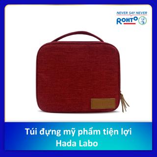 [QÙA TẶNG] Túi đựng mỹ phẩm cao cấp Hada Labo thumbnail