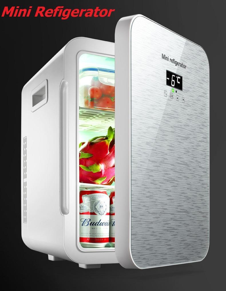 Tủ lạnh Mini Refigerator 22L nóng lạnh 2 chiều dùng điện 12-220v