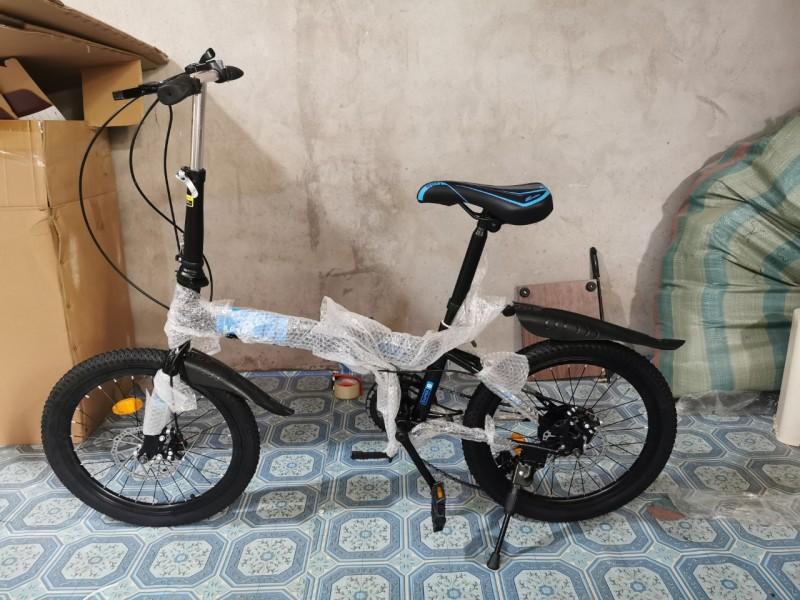 Mua Xe đạp gấp Hahoo 20inches cao cấp