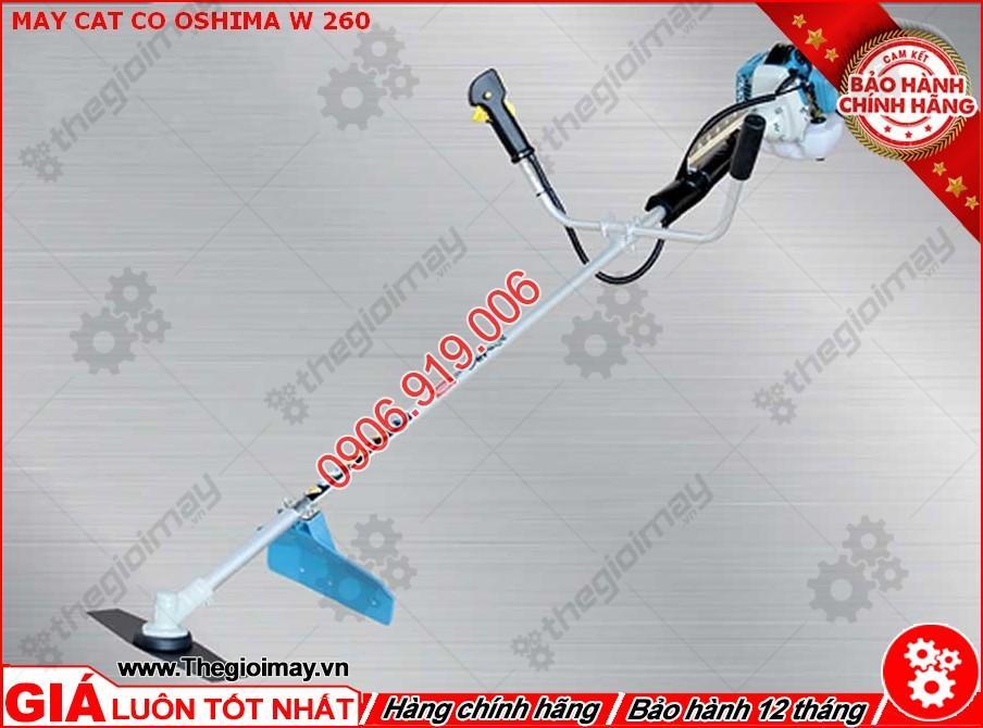 Máy cắt cỏ Oshima W-260