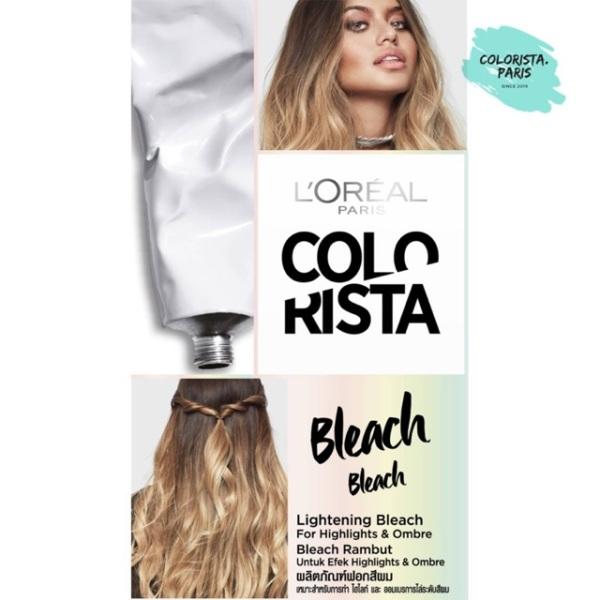 Kem Tẩy Tóc LOreal Colorista Blonde Bleach 144ml