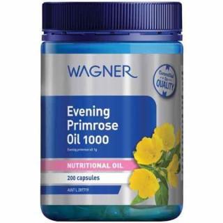 Viên uống tinh dầu hoa anh thảo Wagner Evening Primrose Oil 1000mg thumbnail