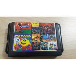 Băng game SEGA 11 in 1 trò chơi cho máy SEGA 16 bit thumbnail