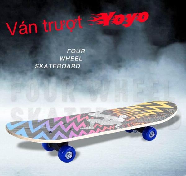 Giá bán Ván trượt trẻ em YOYO cho trẻ từ 2- 12 tuổi
