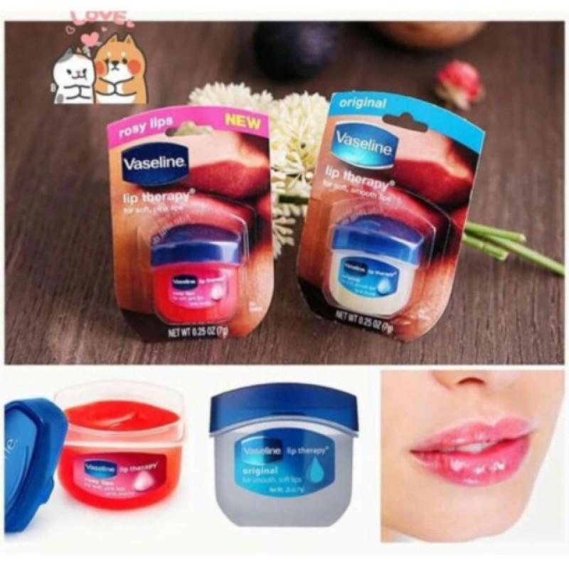Sáp Dưỡng Môi Vaseline Lip Therapies