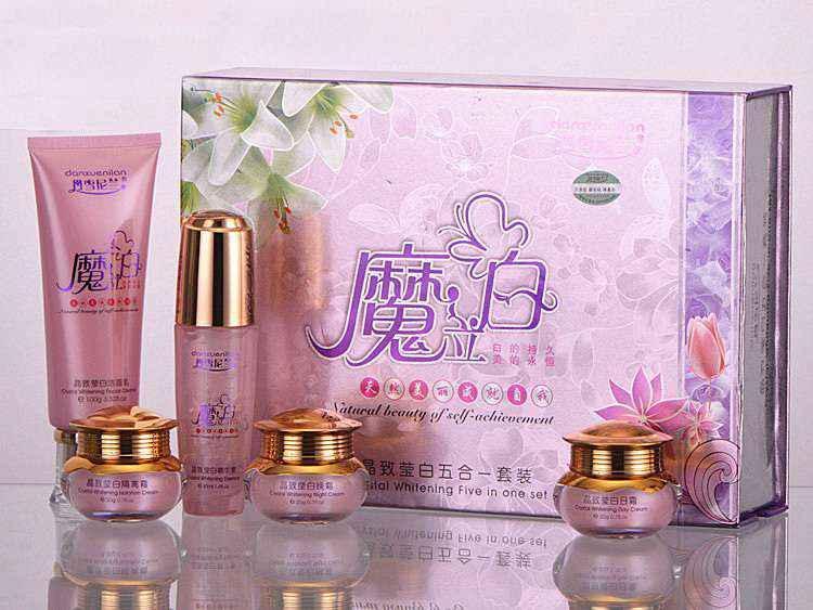 Bộ kem trị nám, dưỡng da, hoàng cung danxuenilan hồng 5 in 1 nhập khẩu