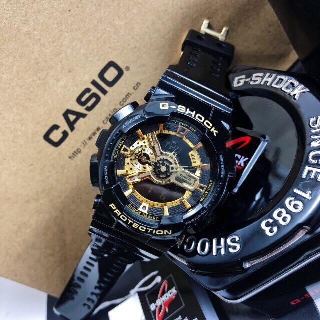 Đồng Hồ Nam Casio G - Shock GA 110GB 52mm