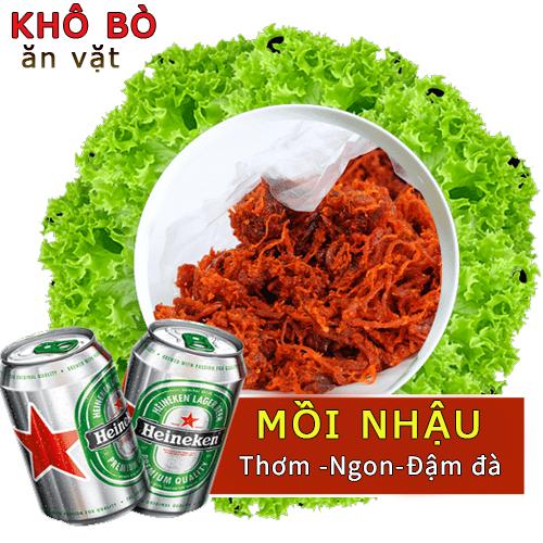 [HCM][Tài trợ 10% cho mùa dịch] Sợi khô bò loại 1 (Giòn - Ngon - Đậm Vị ) đặc sản Việt Nam chất lượng 100% từ thiên nhiên nguyên chất không chất bảo quản tốt cho sức khỏe thời hạn sử dụng đến cuối năm 50gram/1 bịch