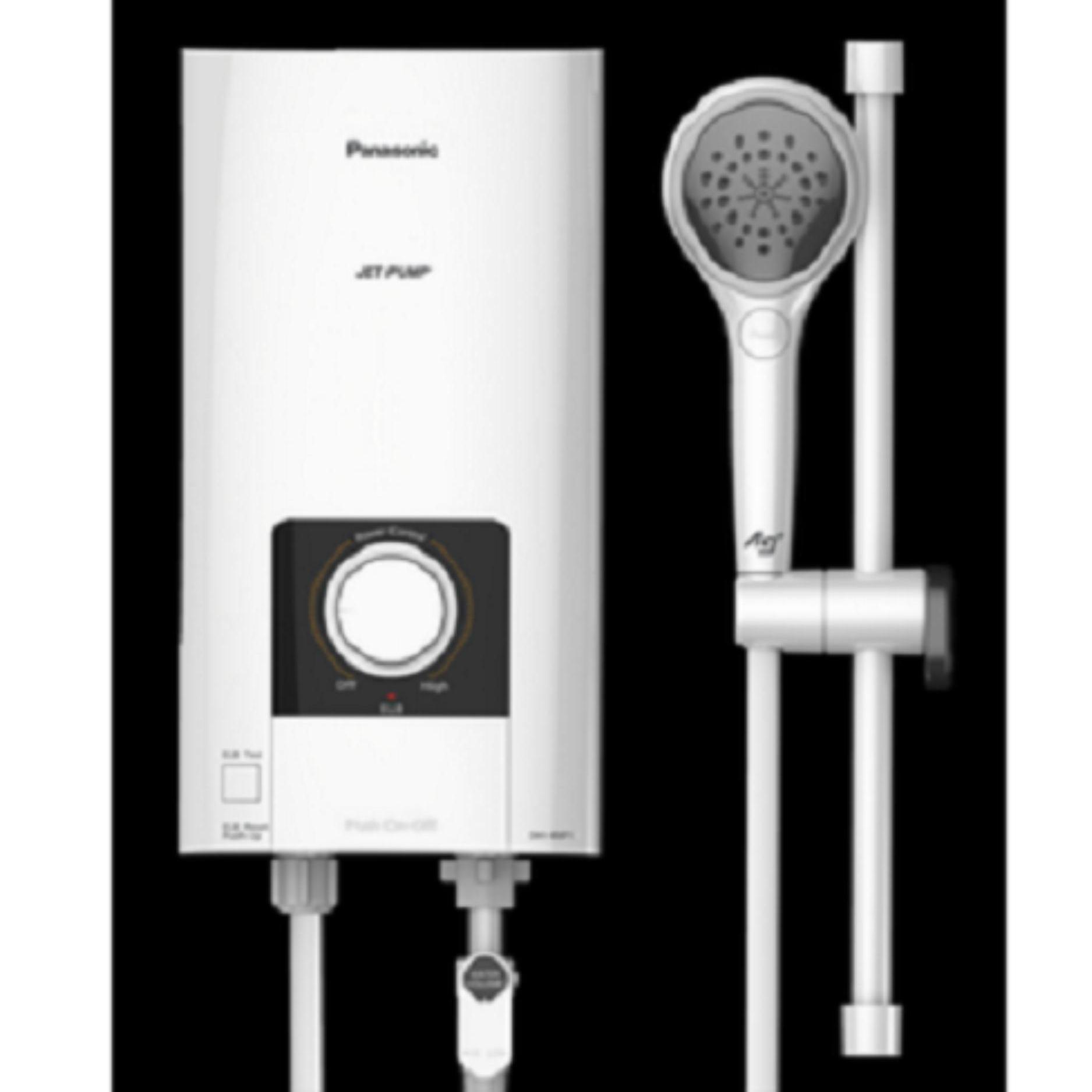 Bảng giá Máy nước nóng Panasonic DH-4NP1VW