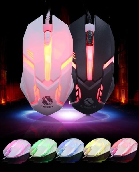 Bảng giá SIÊU HOT - GIÁ CỰC RẺ - Chuột Máy Tính Led Limei S1 Mouse Gaming Chơi Game Dùng Văn Phòng Cực Tốt Phong Vũ