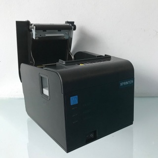 Máy in hóa đơn, in bill Xprinter N200W - USB + LAN thumbnail