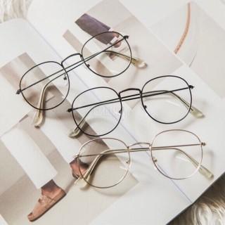 Kính giả cận NGỐ NOBITA Mắt Kính thời trang sun glasses nội địa sỉ rẻ êm nhẹ bền lâu khó gãy thời trang mới nhất cá tính dễ mang che nắng che mưa WE Store thumbnail