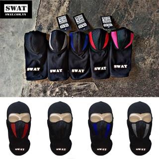 Khăn trùm đầu SWAT X2 3 lớp mẫu mới( NHIỀU MÀU) thumbnail