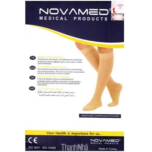 Vớ Y Khoa Bắp Chân ngăn giãn tĩnh mạch NOVAMED