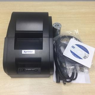 Máy in hóa đơn Xprinter XP-58 thumbnail