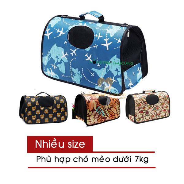 Túi vận chuyển chó mèo cao cấp - Nhiều size - [Nông Trại Thú Cưng]