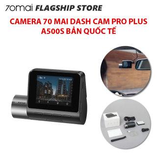 [Bản quốc tế] Camera hành trình ô tô 70mai Pro Plus A500S tích hợp sẵn GPS - Bảo hành 12 tháng thumbnail