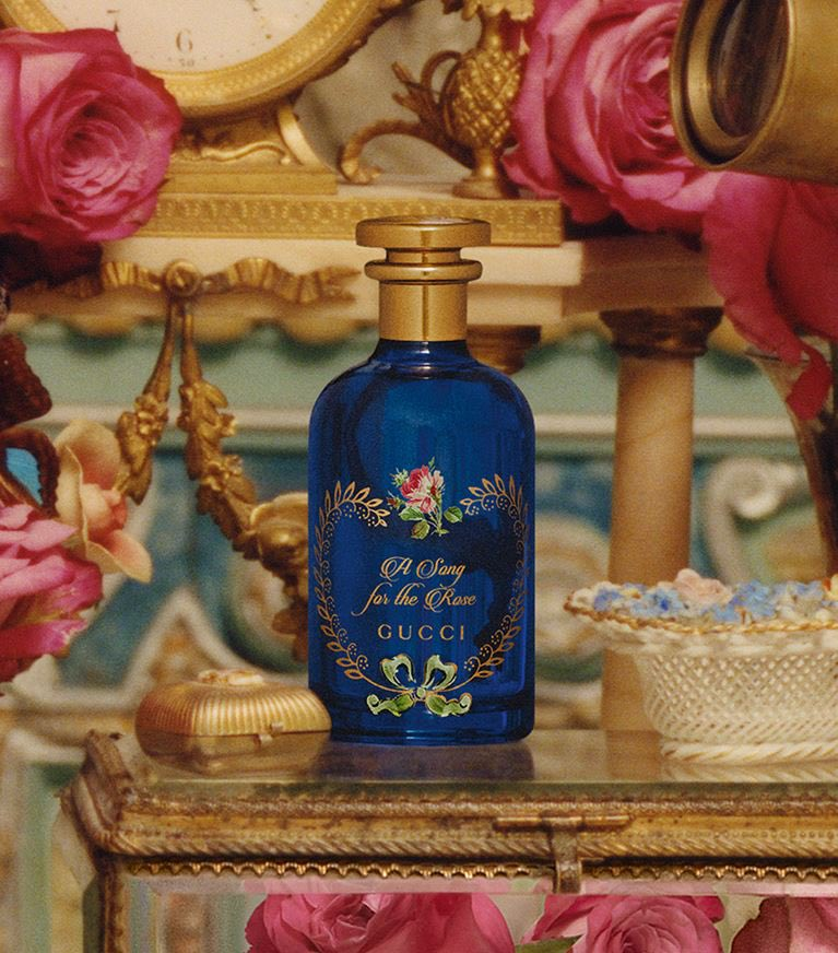 Nước hoa Nữ Gucci A Song For The Rose 100ml [Authetic] nhập khẩu