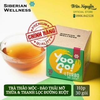 Trà Thảo Mộc Giảm Cân Yoo Go, Trà Thanh Lọc, Trà Thải Mỡ Thừa Yoo Go Siberi Hộp 30 gói thumbnail