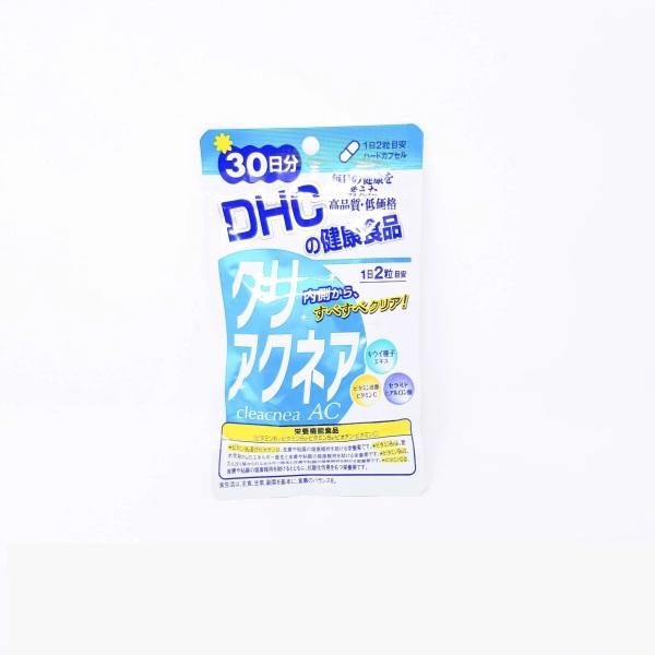 Viên uống tri mụn DHC Clear Acne 30 ngày hàng nội địa Nhật Bản giá rẻ