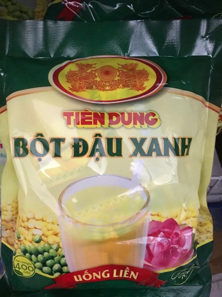 Bột đậu xanh uống liền Tiên Dung gói 400g