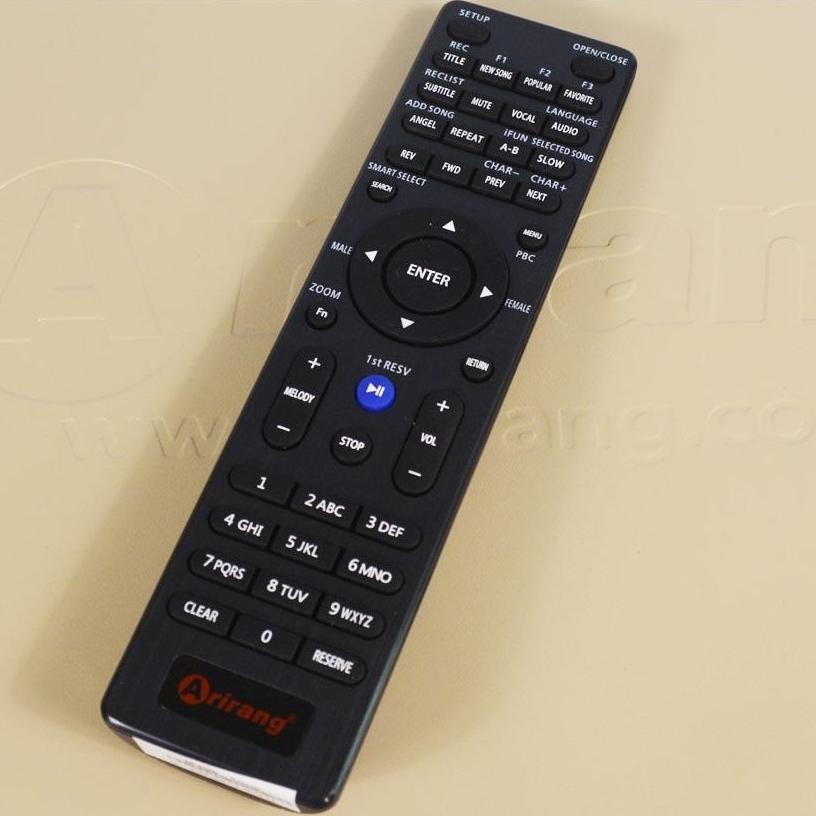 Bảng giá Remote đầu DVD Arirang AR-36MB