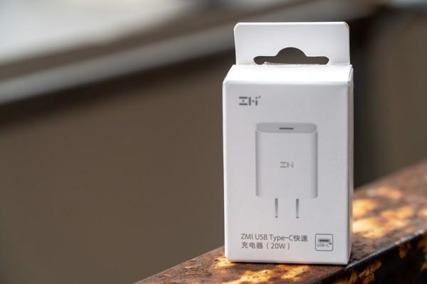 Củ sạc nhanh Xiaomi Zmi HA716 Type C 20W PD3.0 chuyên cho iphone và các điện thoại hỗ trợ sạc nhanh type C
