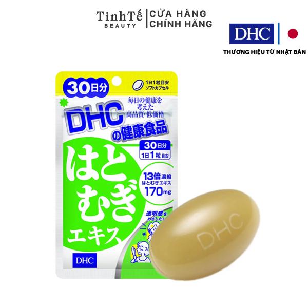 Viên uống sắng da DHC Nhật Bản Adlay Extract 30 Ngày (30 Viên)