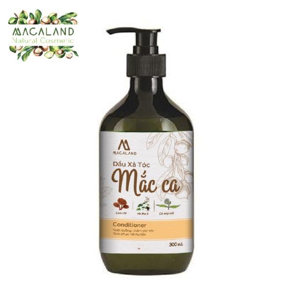 Dầu Xả tóc dầu Mắc Ca Macadamia 300ml MACALAND giúp tóc mượt và dày hơn