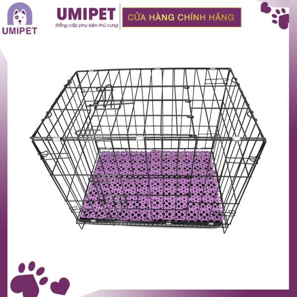 Chuồng sơn tĩnh điện cho Chó Mèo UMIPET - Size L (Dưới 15 kg)