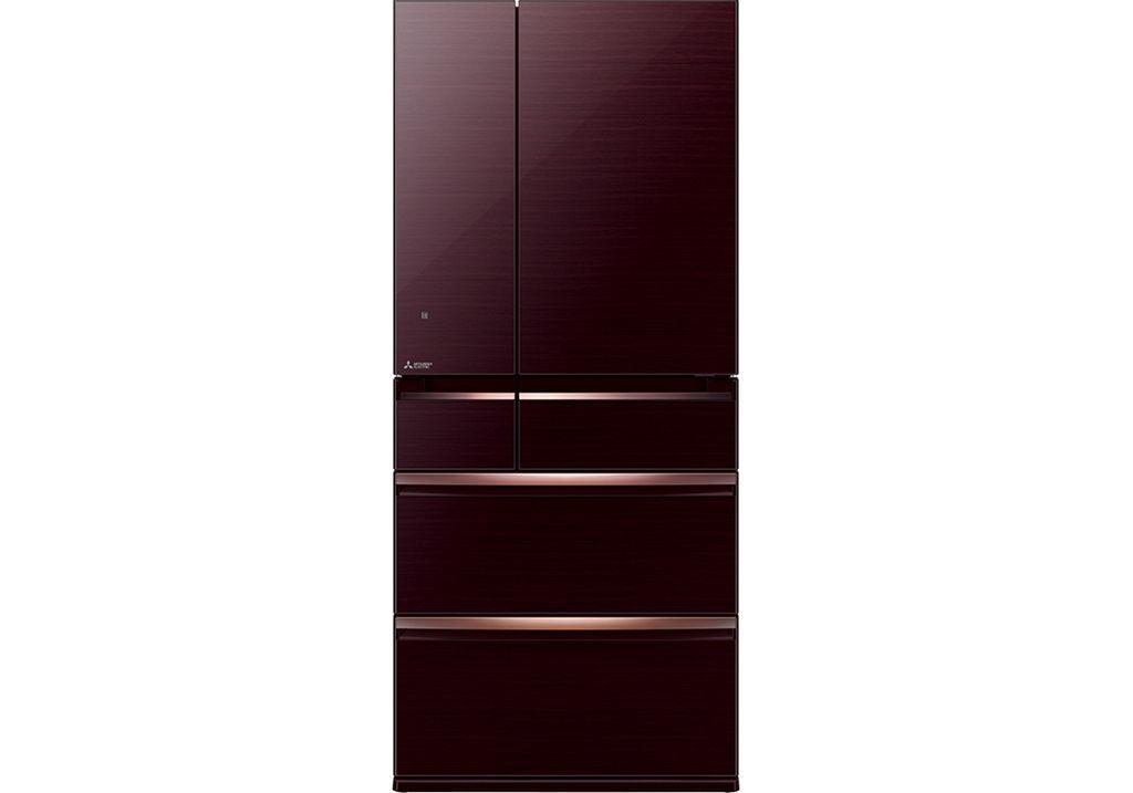 Tủ lạnh 6 cửa  Mitsubishi MR-WX70C-BR-V