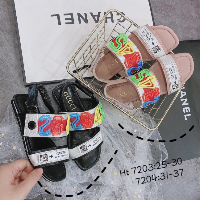 Sandal GC số bé gái giá rẻ