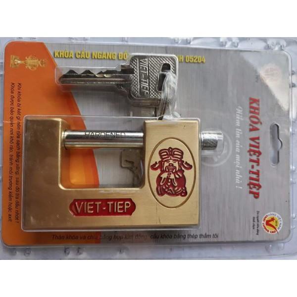 khóa cửa chống cắt việt tiệp cao cấp