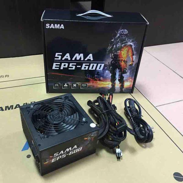 Bảng giá Nguồn máy tính SAMA EPS 600 chuẩn 80plus Phong Vũ